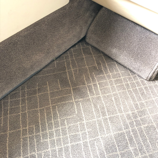 Custom Carpet Interior