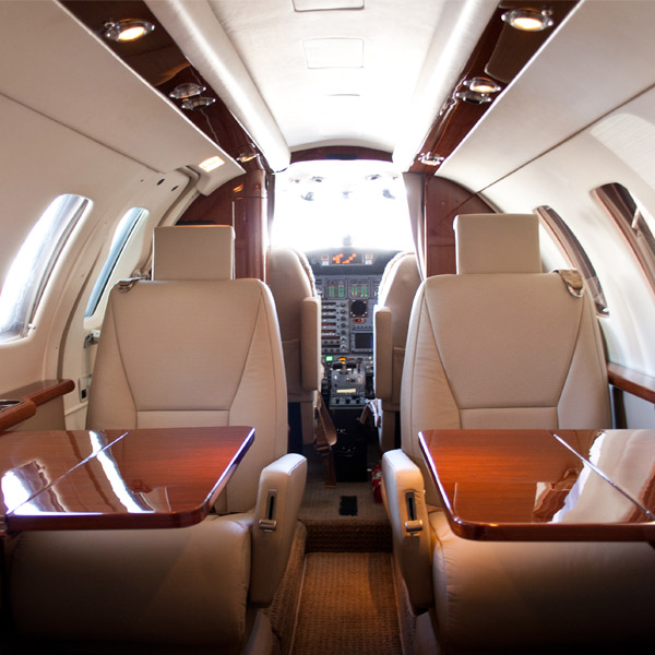 Cessna 525 Interior Refurbishment