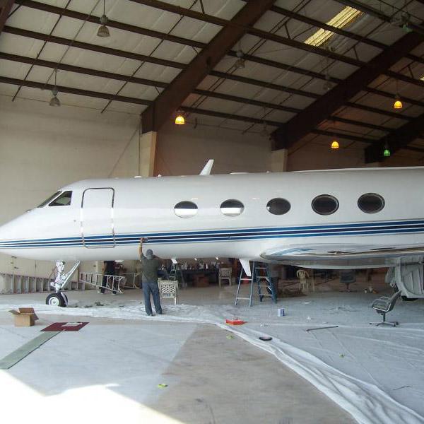 Gulfstream Exterior Refurbishment